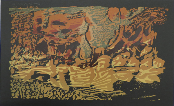 A40. Alma Hotchkin,  Rocks 1-6,  c1980, $180