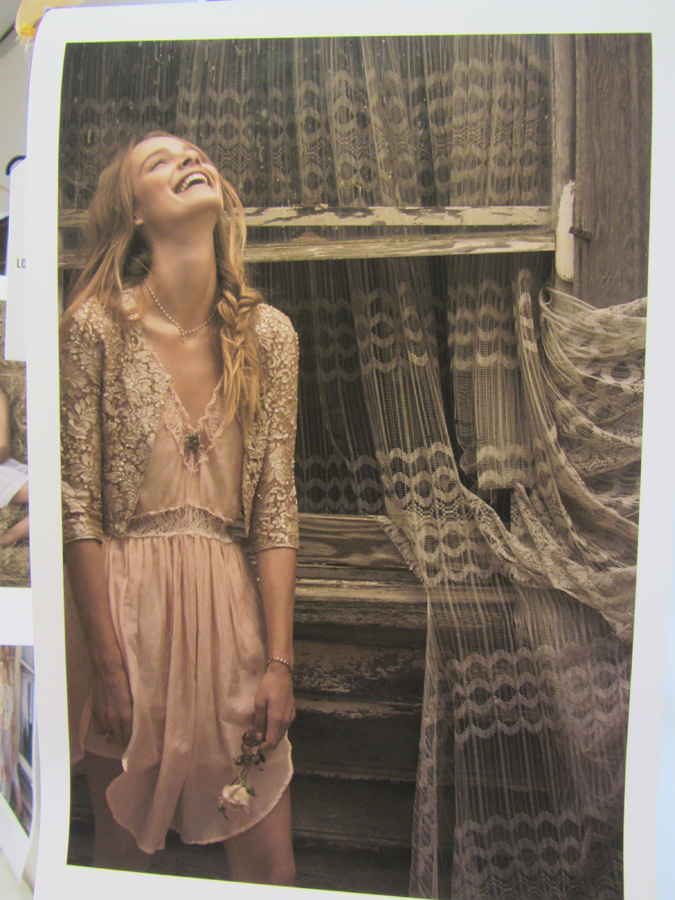 3.  Cloth-ing  by Lorna Murray e. Paloma Beaded Jacket, Lila Dress image $110