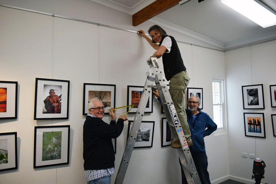 Mundaring Camera Club install