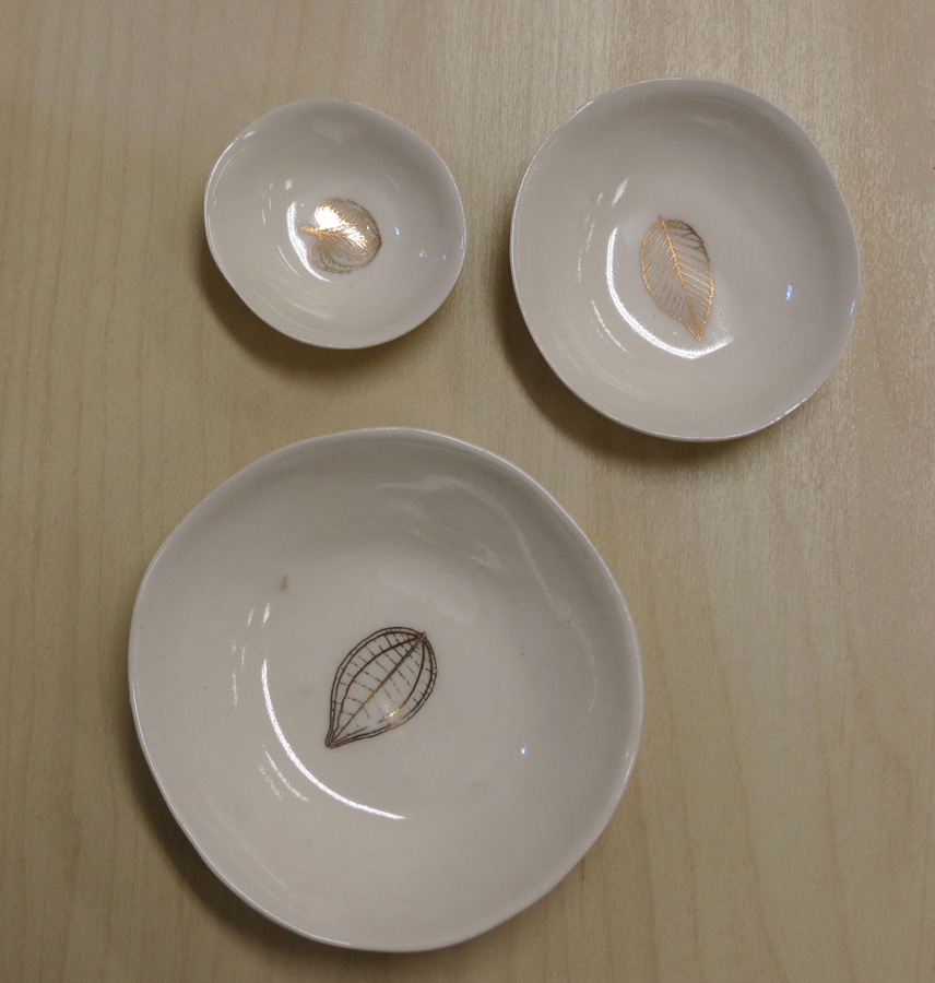 7. Louise Simonette,  Nest of Bowls , $34 set of 3