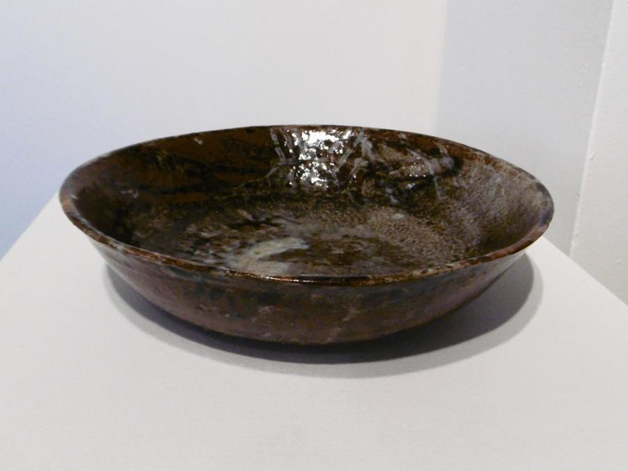 25. 'Bowl', Trudy Smith, ceramic c1980, Private Collection