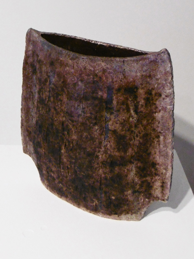 24. 'Vase', Trudy Smith, ceramic c1980, Private Collection