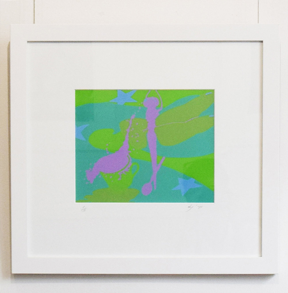 2. Ben Joel, 'Single Beat', 1971, serigraph (1 of 3), $450
