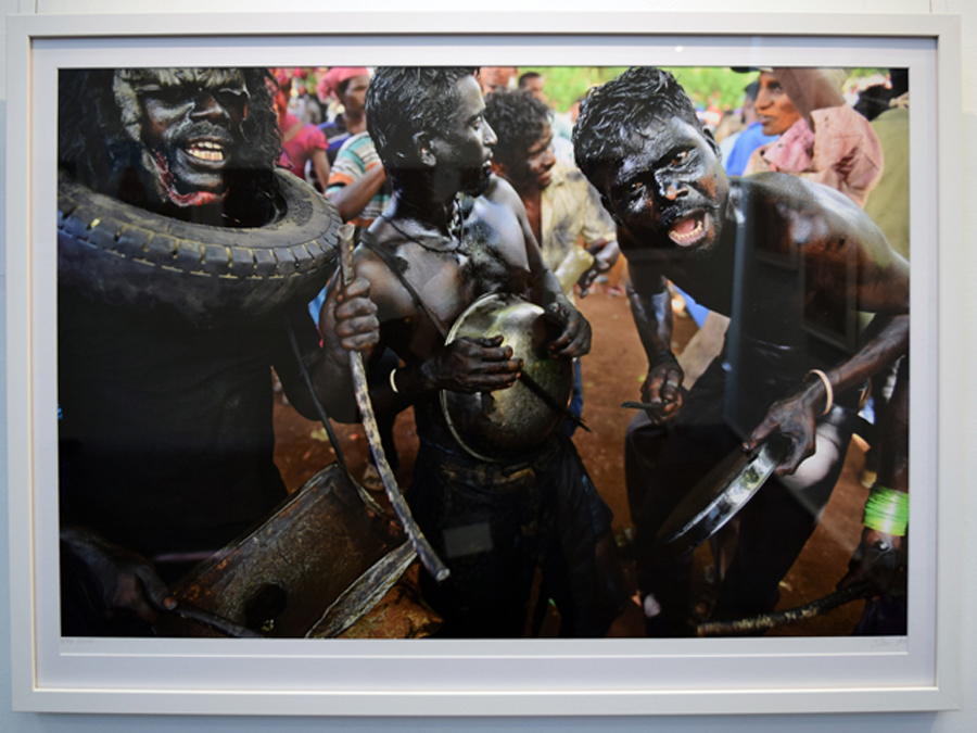 4. Clare Arni,Untitled (Kunde Festival), 50 x 76 cm unframed,$990