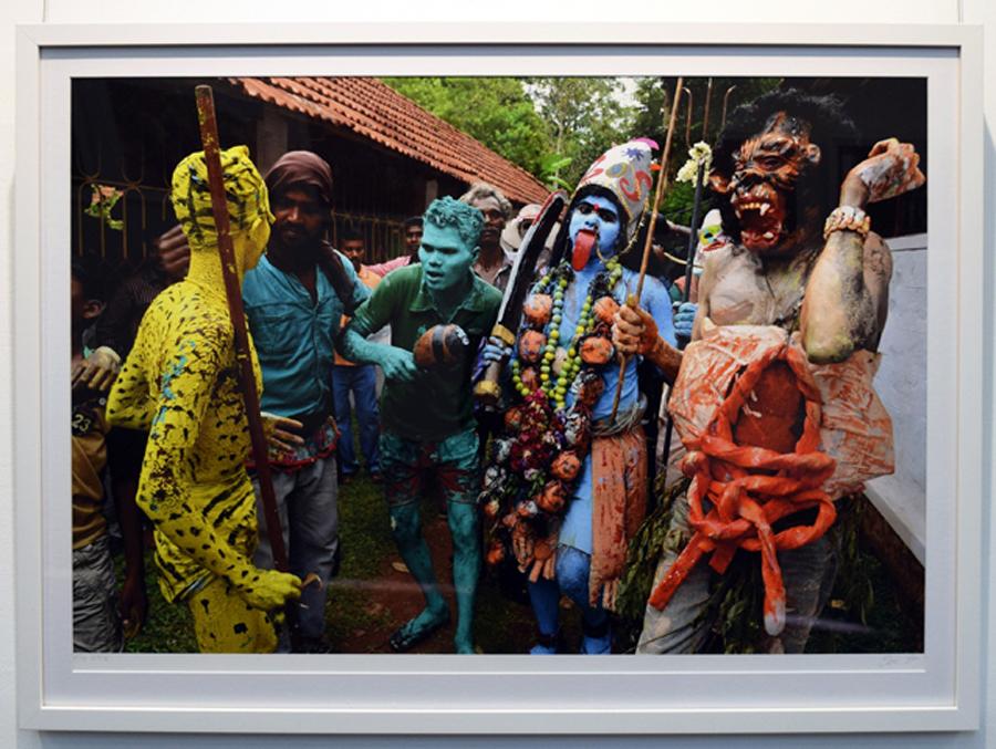 3. Clare Arni,Untitled (Kunde Festival),50 x 76 cm unframed, $990
