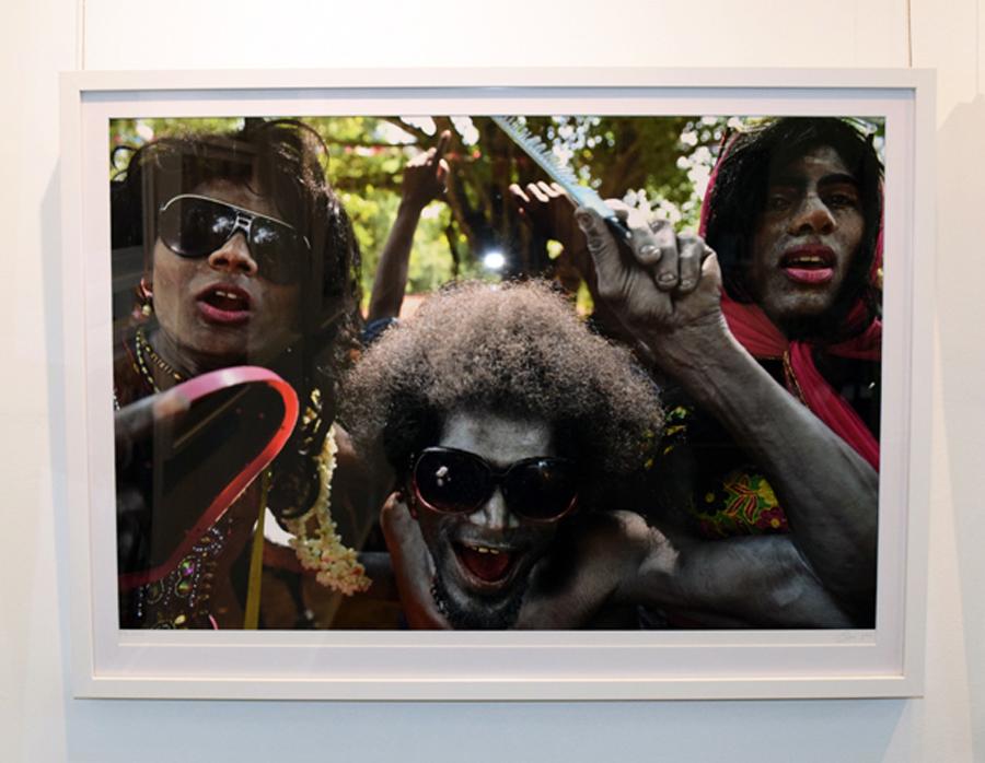7. Clare Arni,Untitled (Kunde Festival), 50 x 76 cm unframed, $990
