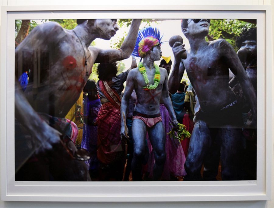 8. Clare Arni,Untitled (Kunde Festival), 61 x 91 cm unframed, $1,190