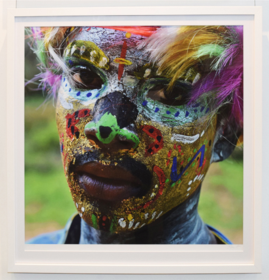 10. Clare Arni,Untitled (Kunde Festival), 61 x 61 cm unframed, $790
