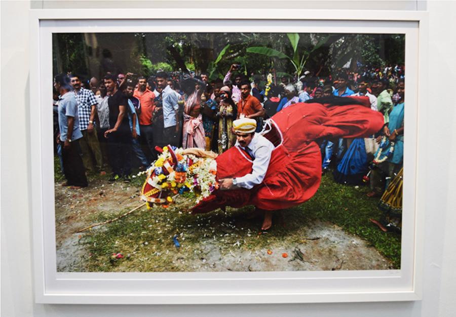 12. Clare Arni,Untitled (Kunde Festival), 50 x 76 cm unframed, $990