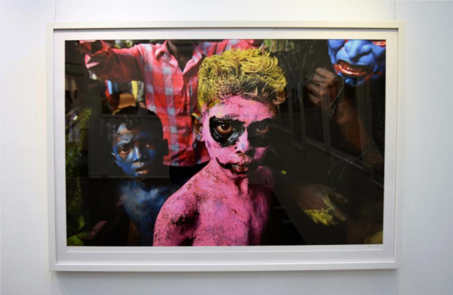 13. Clare Arni,Untitled (Kunde Festival), 61 x 91 cm unframed, $1,190