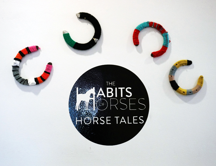 Horse Tales Community Art Exhibition