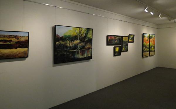 Karen Frankel,  Drawn , Gallery View