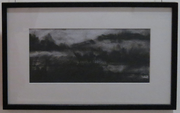 26. Karen Frankel, 'Nightfall', 2013, Mixed media on paper, 32 x 51cm, $350