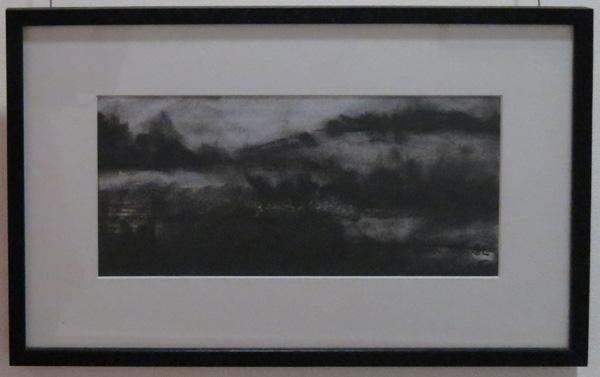 26. Karen Frankel, 'Nightfall', 2013, Mixed media on paper, 32 x 51cm, $350