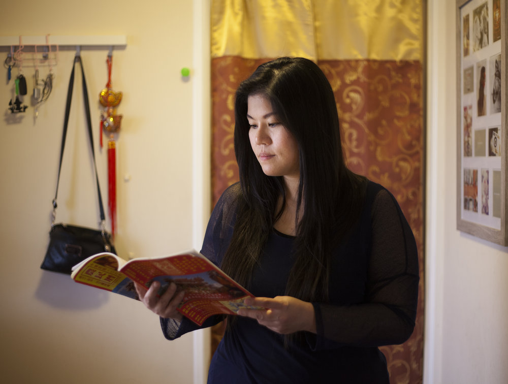 Sue Liu's Sun and Lunar Calendar