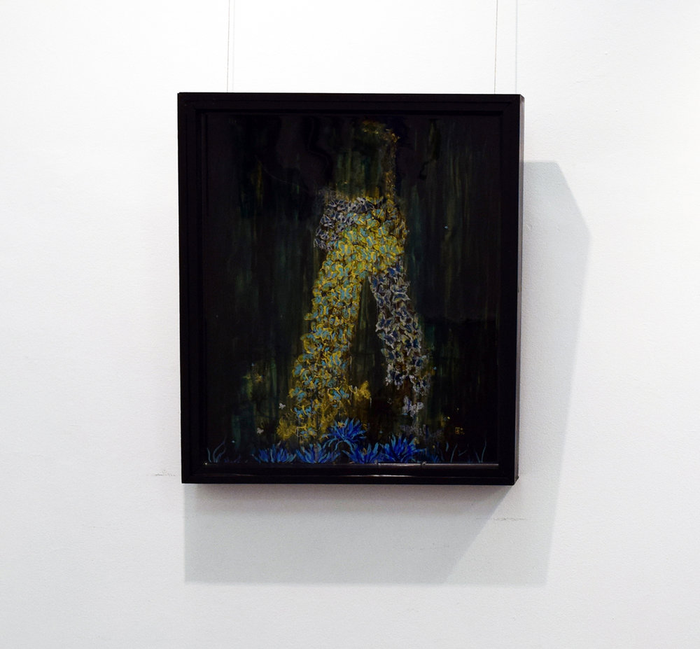 15. Desmond Mah,  Dreams,  2017, acrylic on resin, $5,000