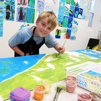 School Projects - Get your class involved in the school projects presented by Mundaring Arts Centre