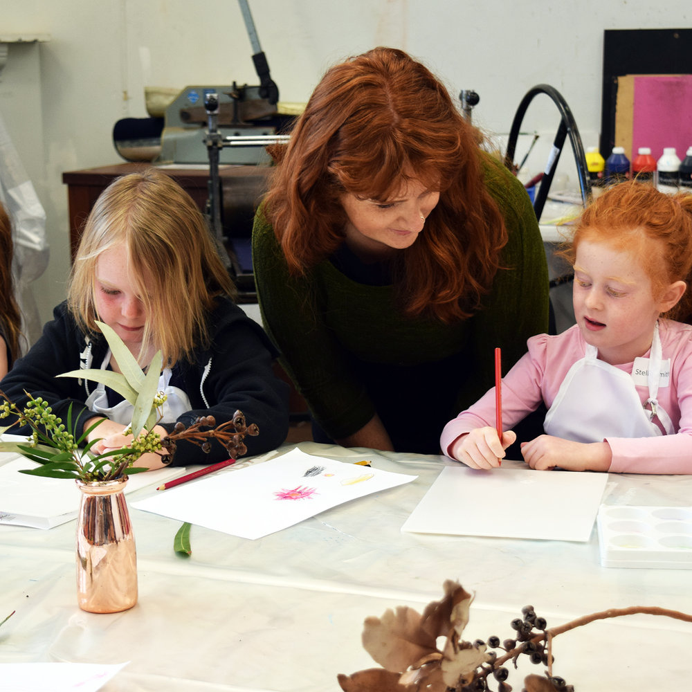 School Holiday Workshops - MAC presents workshops every school holidays at the Midland Junction Arts Centre for children of all ages.