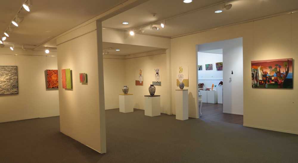 28. 'Landscapes of the Mind' gallery view