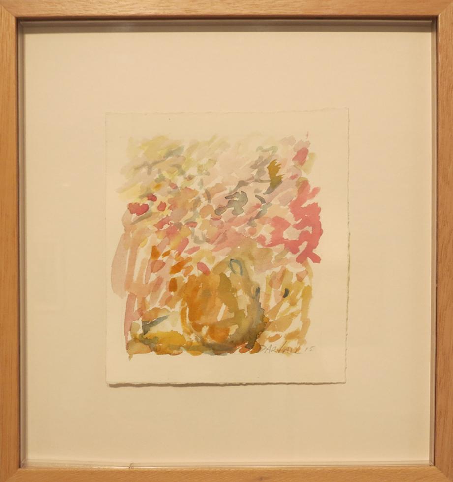 15. Jo Darvall, 'Still Life Study 3', 2015, Watercolour on paper, 16 x 14cm, $680