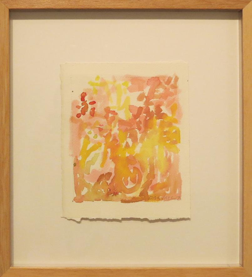 17. Jo Darvall, 'Still Life Study 1', 2015, Watercolour on paper, 16 x 14cm, $680
