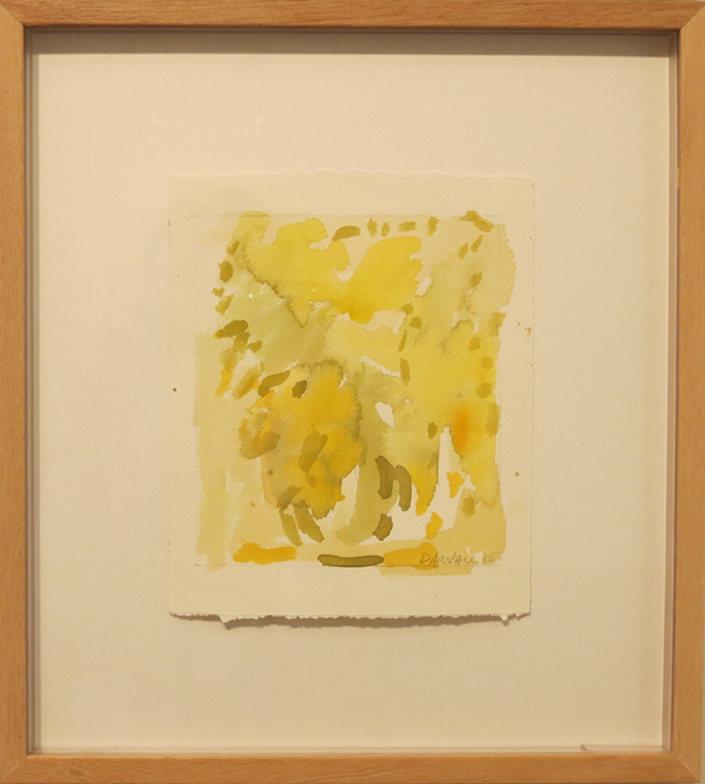18. Jo Darvall, 'Still Life Study 2', 2015, Watercolour on paper, 16 x 14cm, $680