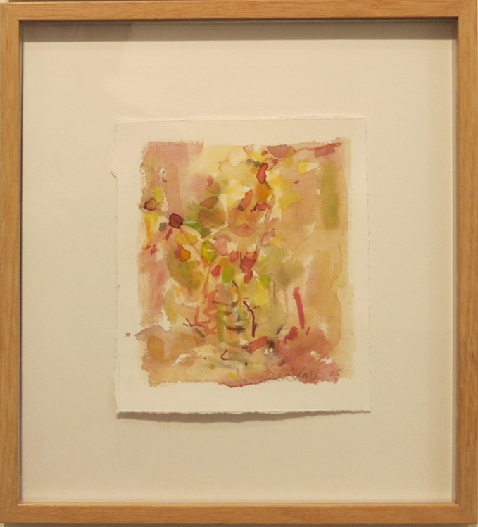 19. Jo Darvall, 'Still Life Study 5', 2015, Watercolour on paper, 16 x 14cm, $680