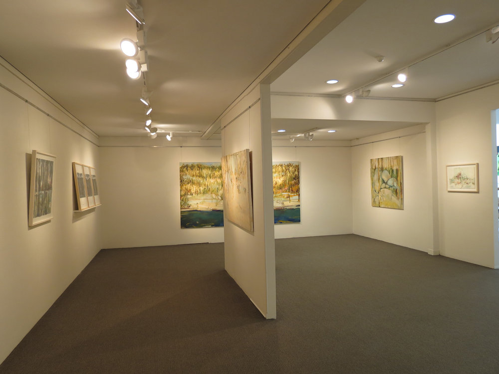 'Like Water' gallery view