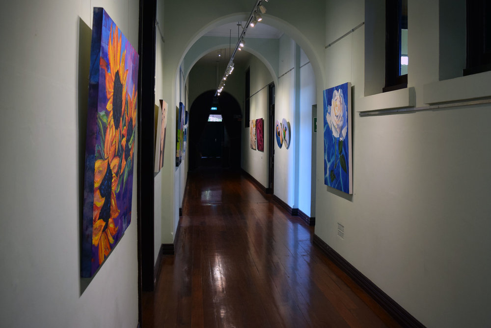 'In Full Bloom' Gallery View
