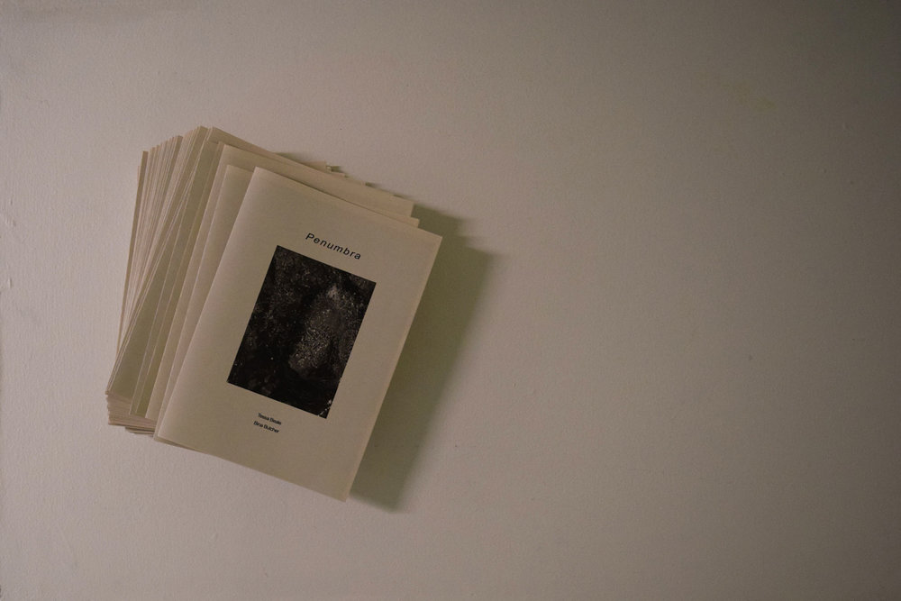 'Penumbra' Exhibition Catalogue