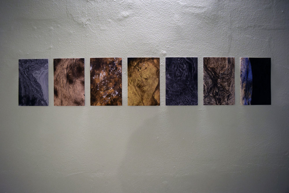 16 Tessa Beale, Drift ,2018, Digital Prints, set of 3, $250