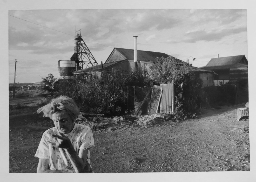 42. Richard Woldendorp, 'Goldfields Life, Kalgoorlie WA', BW48, taken in 1962, printed in 2012