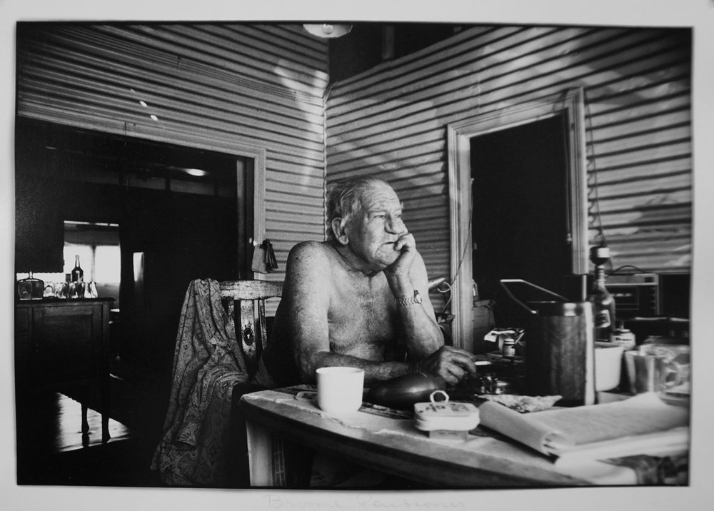 67. Richard Woldendorp, 'Life in the North, Broome WA', BW247, taken and printed in c.1970, Vintage Print