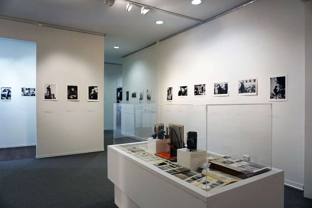 Woldendorp: A Black and White Retrospective - Installation View, MAC, June 2018