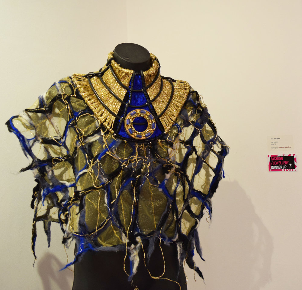 Ella Talcon,  Sea and Sand , Runner-Up - Fashion-Jewellery
