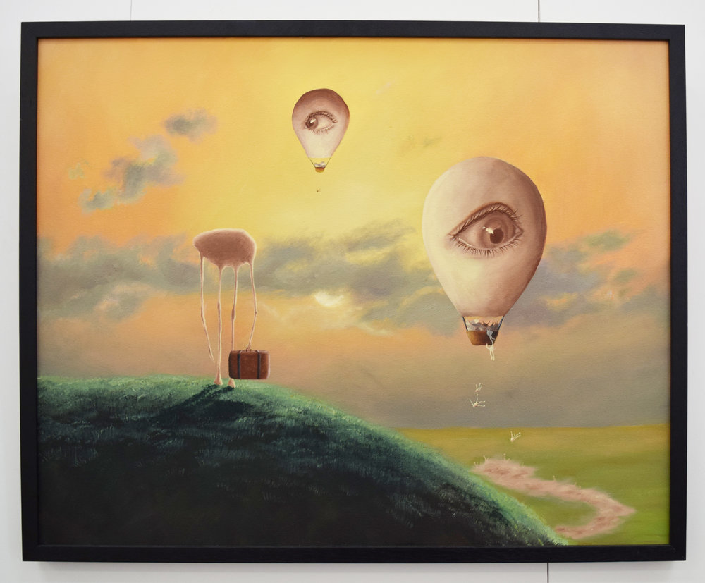 Isabelle Lewis,  The Balloons , Runner-Up - Traditional