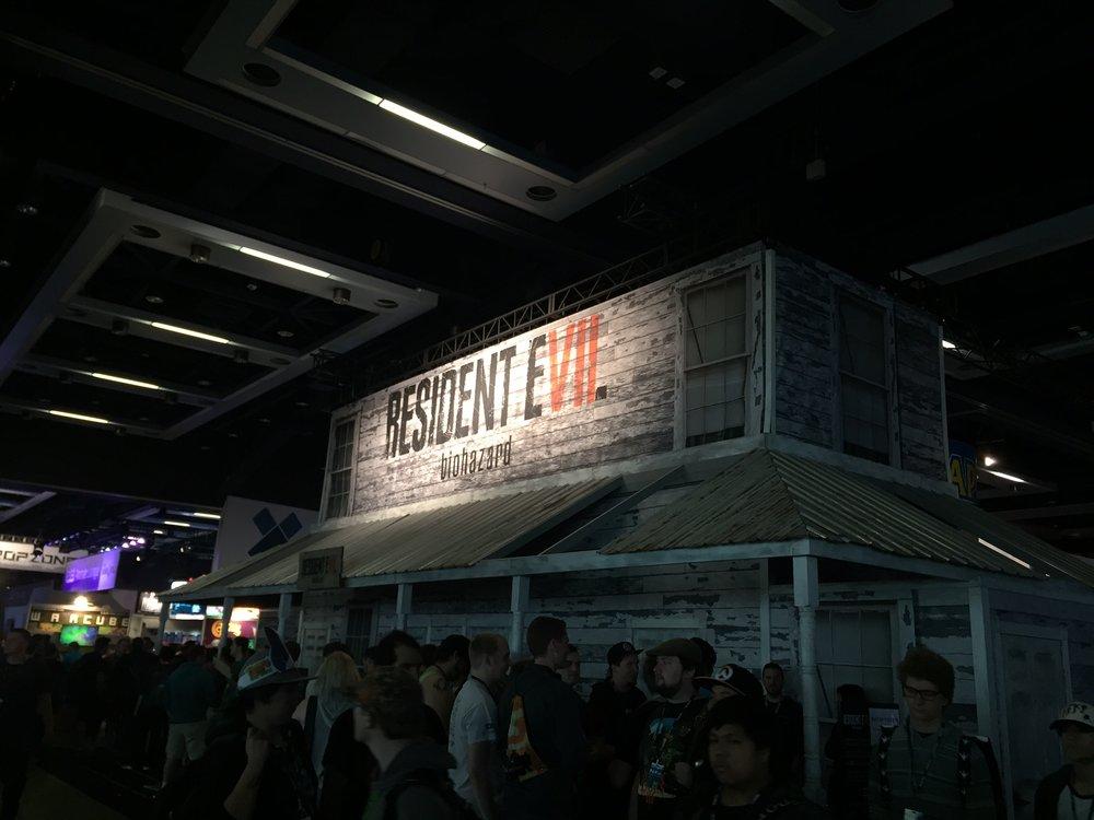 Resident Evil VR