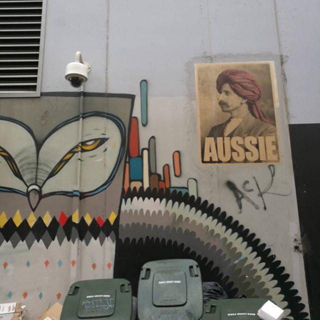 #Aussie #pride #streetart