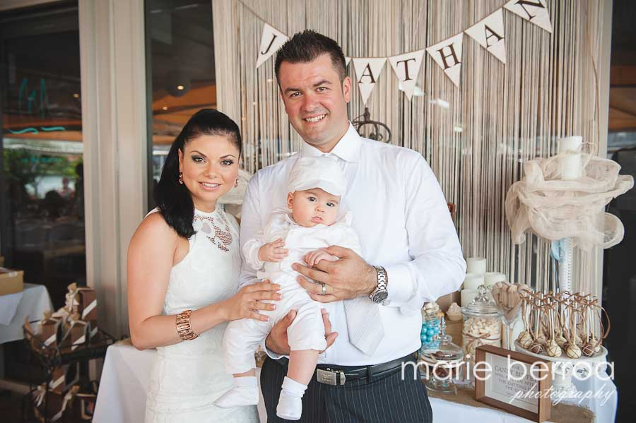 Lovely family. Styling and candy buffet by Trouli Graphics, just beautiful!