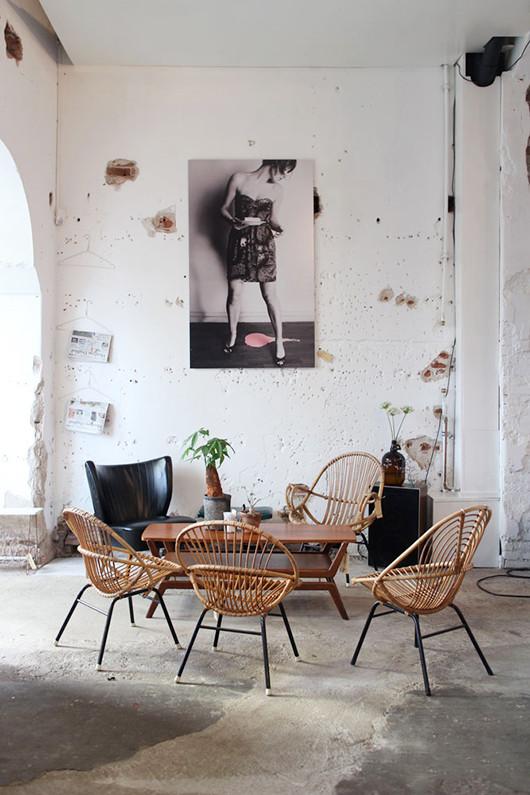 studio seating via  petite passport