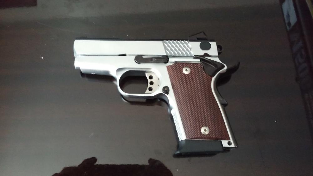Mr. Romero's Gun
