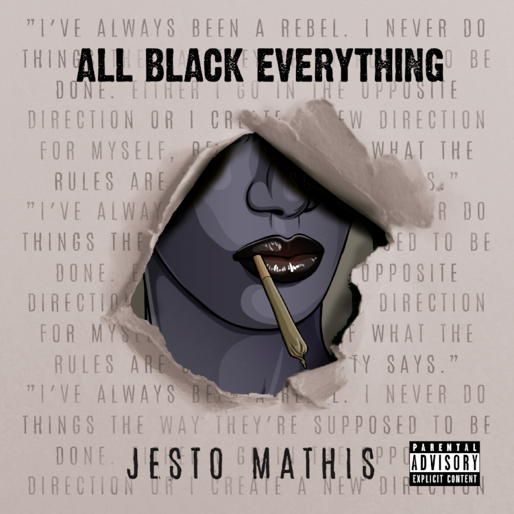 All Black Everything - Single
