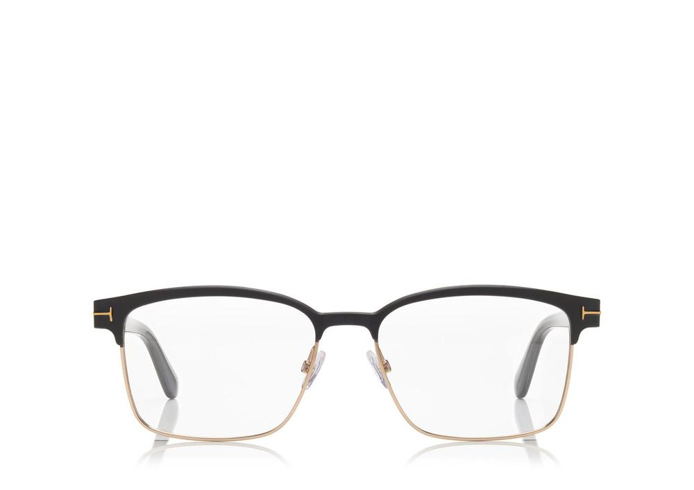 Tom Ford Square Metal Optical Frame Eye Glasses.jpg