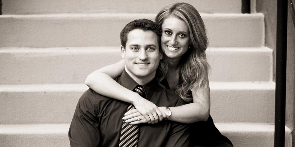 Dr. Matt and Nadine Breslow, Columbus, Ohio Optometrists.