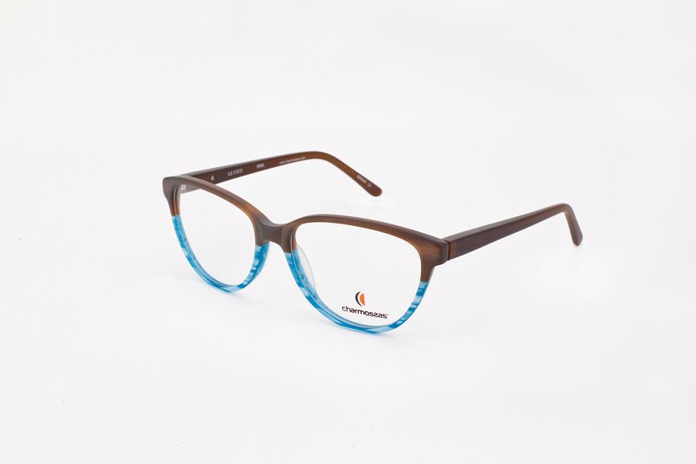 Designer Eyeglass Frames Columbus Ohio : Charmossas Glasses from Barcelona Breslow Eye Care