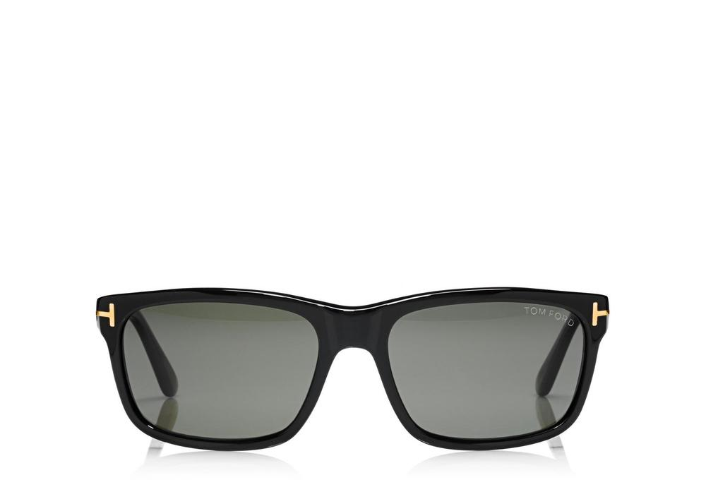 Tom Ford Hugh Polarized Square Wayfarer