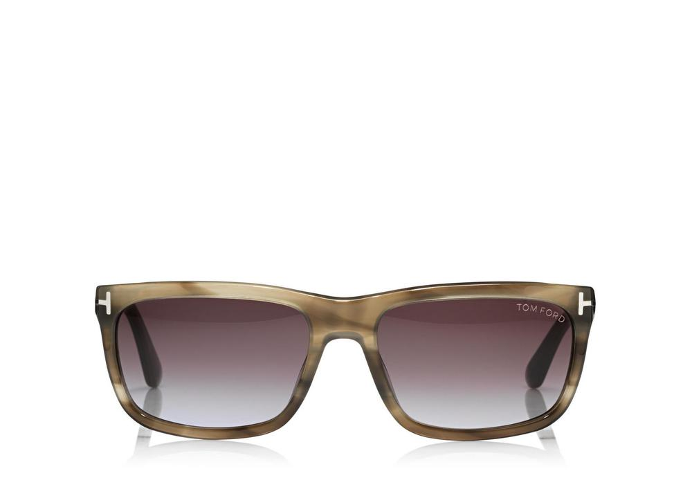 Tom Ford Hugh Square Wayfarer
