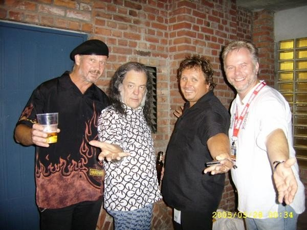 w David Lindley