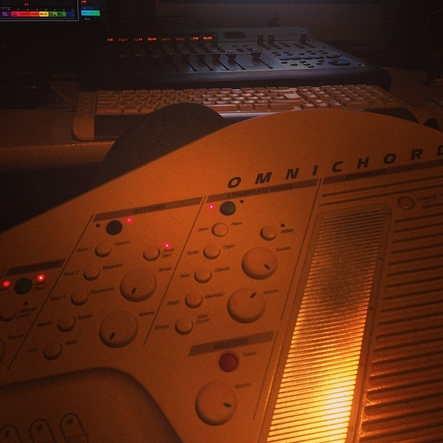 The Mighty Omnichord