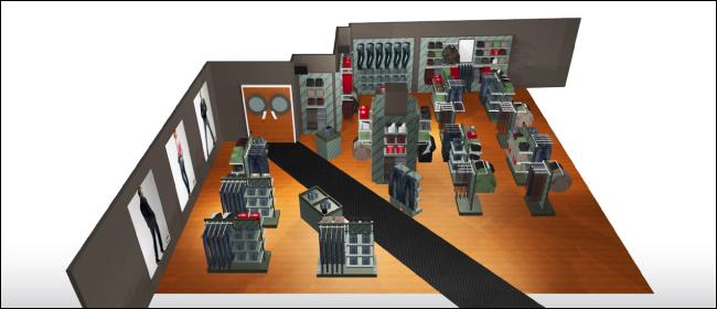 20 3d floor plan maker my diy cast cnc router build for Retail store floor plan maker